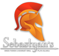 Sebastyan's Greek Restaurant Logo