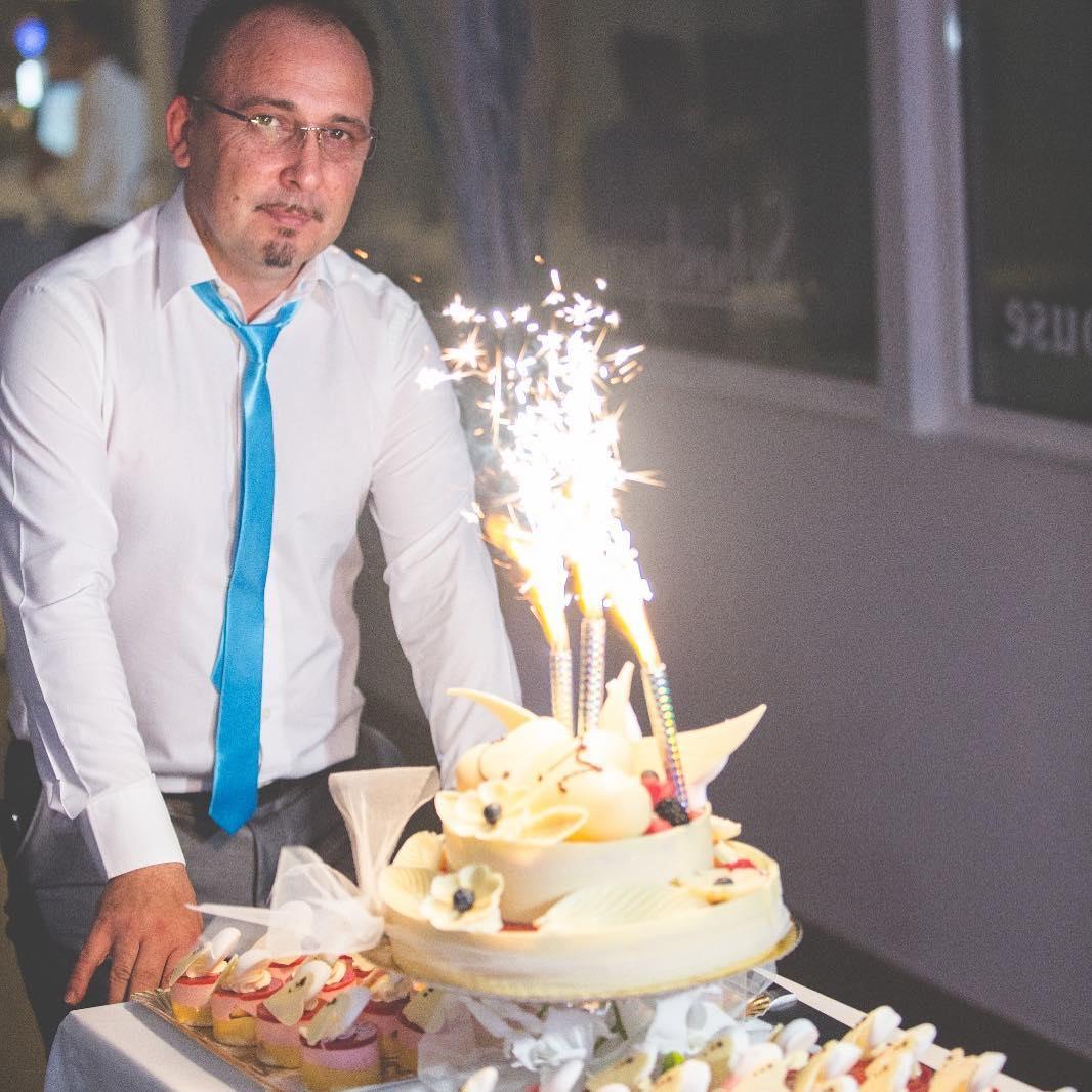Sebastyan Restaurant owner